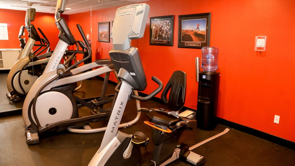 Fitness Facility, Holiday Inn Express & Suites Colorado Springs North, an IHG Hotel