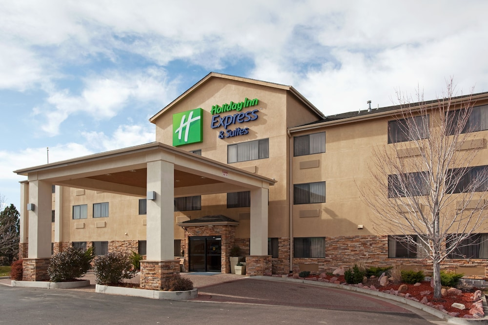 Exterior, Holiday Inn Express & Suites Colorado Springs North, an IHG Hotel