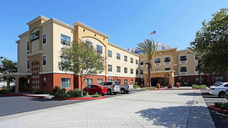 Extended Stay America Suites Orange County Huntington Beach