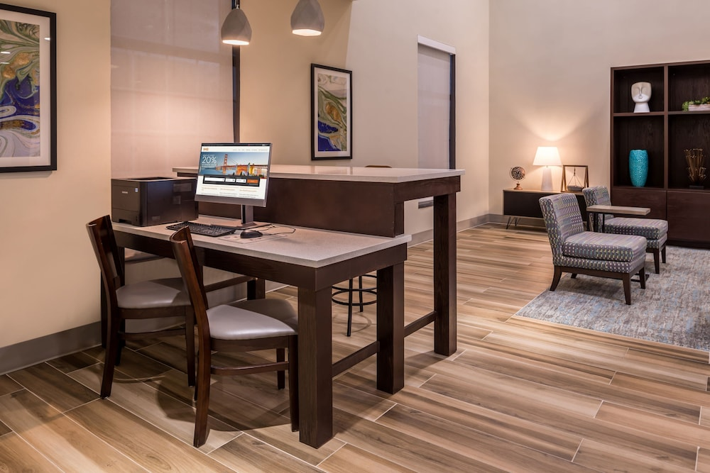 Business Center, Holiday Inn & Suites Dallas-Addison, an IHG Hotel