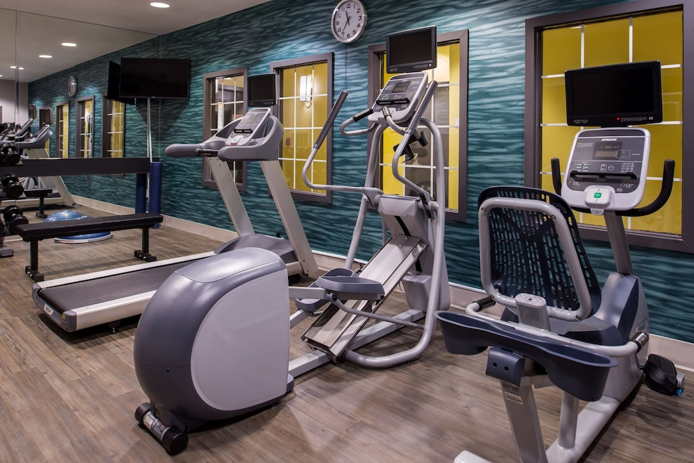 Fitness Facility, Holiday Inn & Suites Dallas-Addison, an IHG Hotel