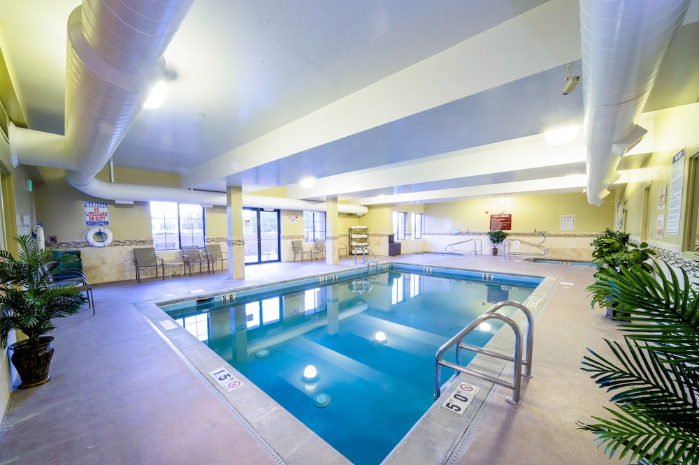 Indoor Pool, AmericInn by Wyndham Denver Airport