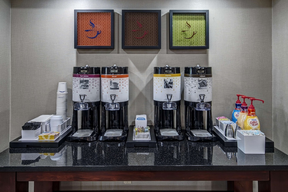 Coffee Shop, Hampton Inn Orlando-Maingate South