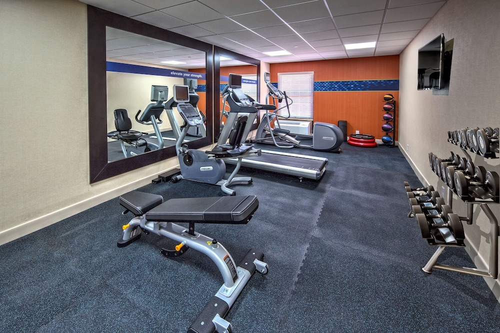 Fitness Facility, Hampton Inn Orlando-Maingate South