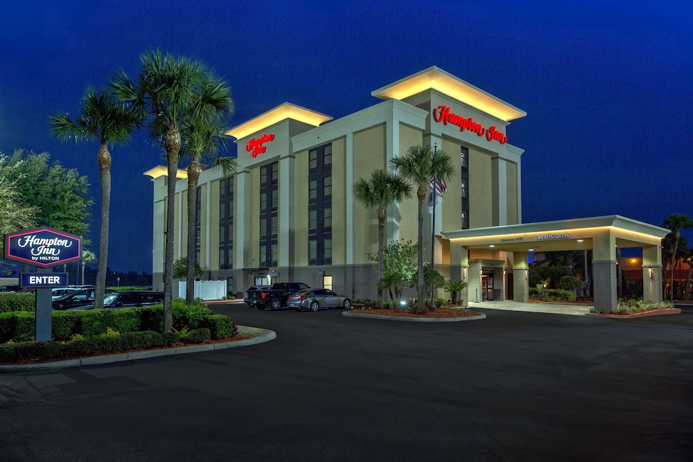 Exterior, Hampton Inn Orlando-Maingate South