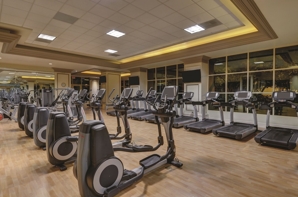 Fitness Facility, Mandalay Bay Resort And Casino