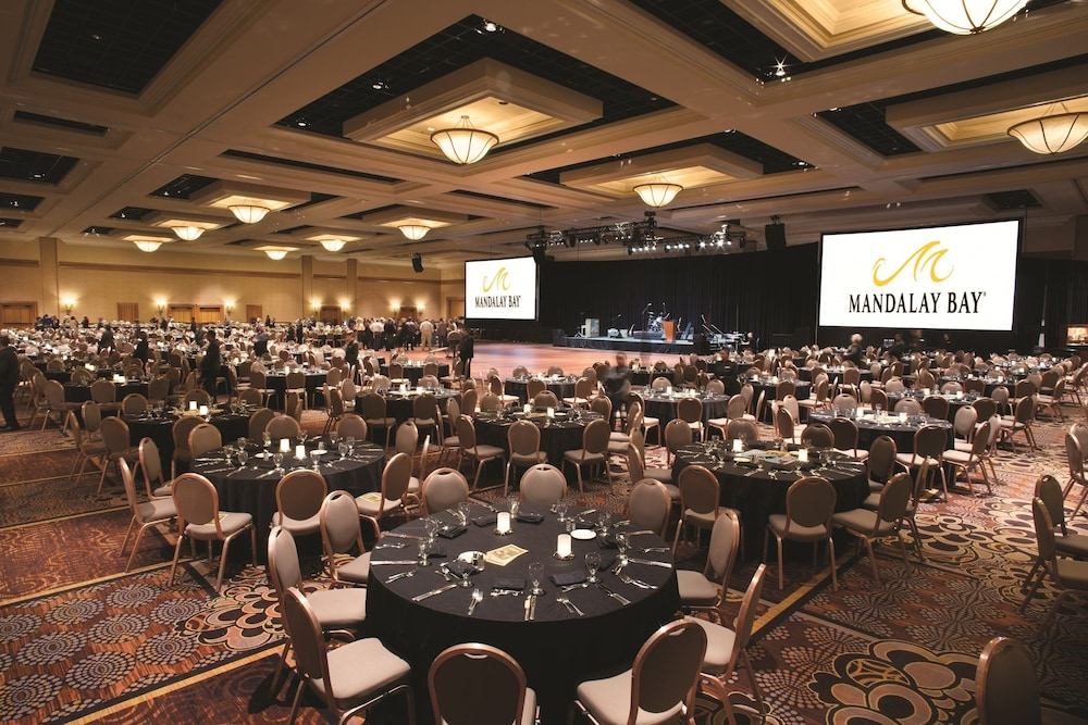 Meeting Facility, Mandalay Bay Resort And Casino