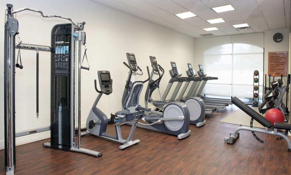 Fitness Facility, Embassy Suites Las Vegas
