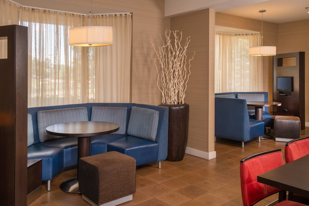 Breakfast Area, Courtyard by Marriott North Charleston Airport/Coliseum