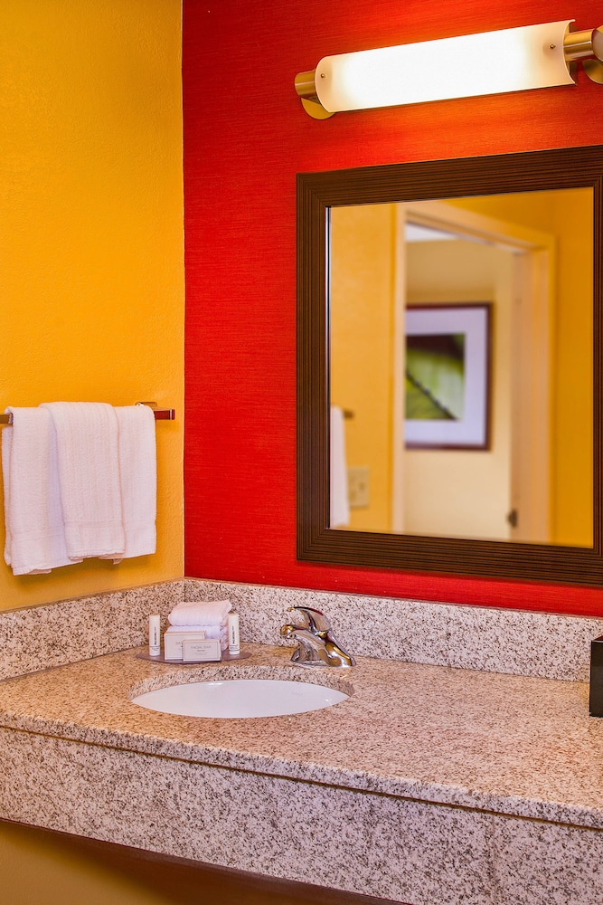 Bathroom, Courtyard by Marriott North Charleston Airport/Coliseum