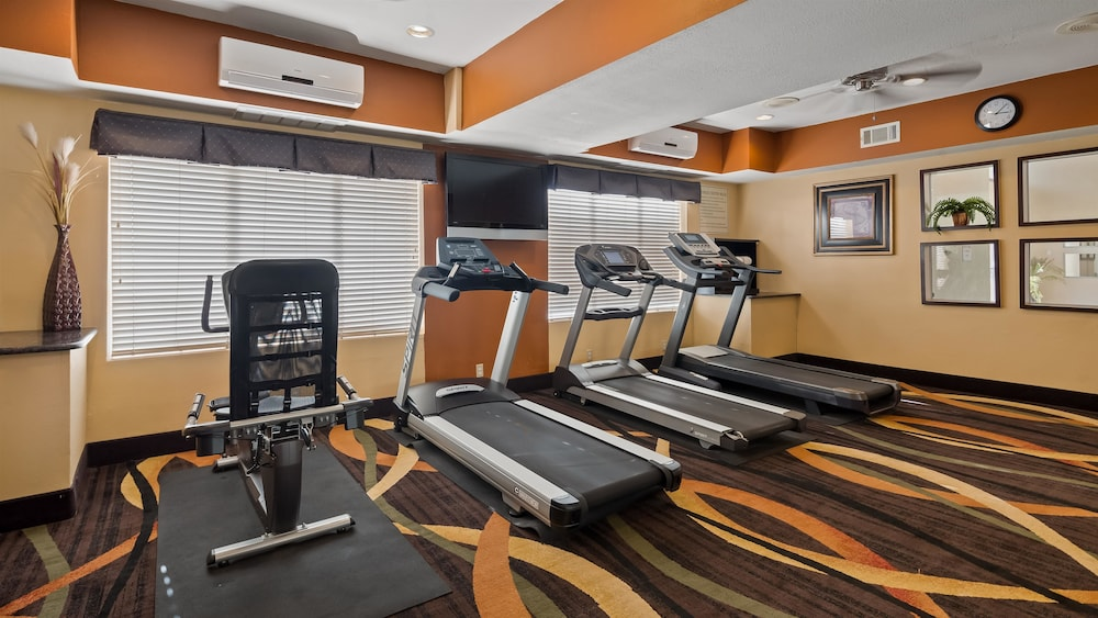 Fitness Facility, Best Western Plus Rockwall Inn & Suites