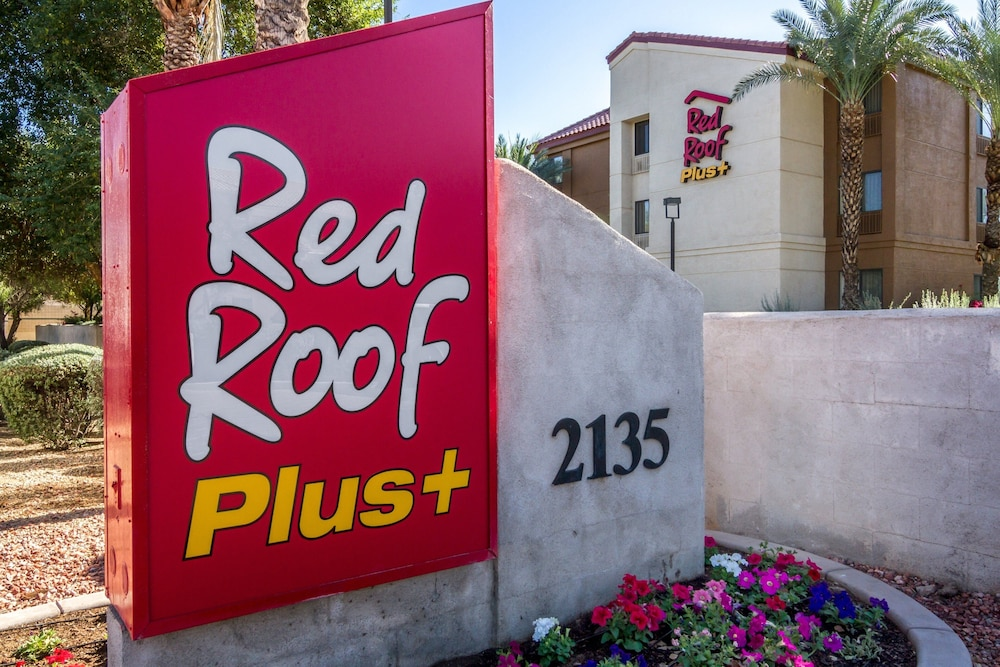 Exterior, Red Roof Inn PLUS+ Tempe - Phoenix Airport