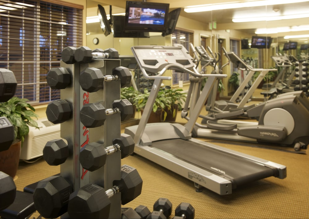 Gym, Larkspur Landing Folsom - An All-Suite Hotel