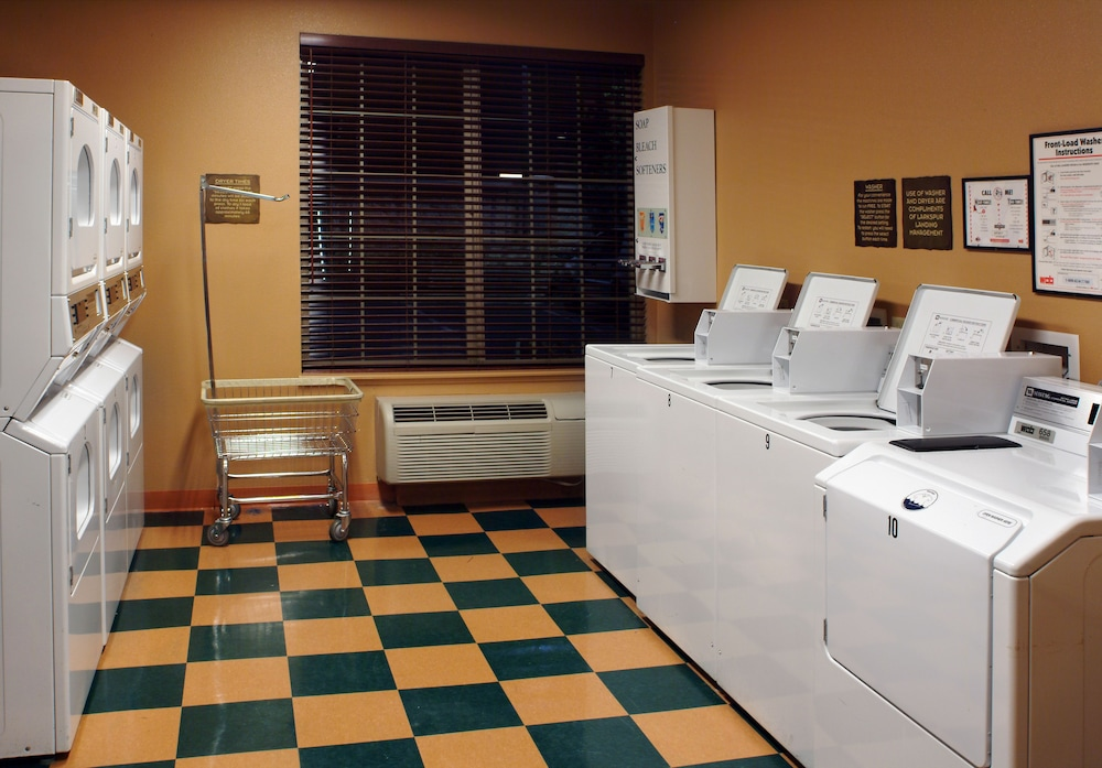 Laundry Room, Larkspur Landing Folsom - An All-Suite Hotel