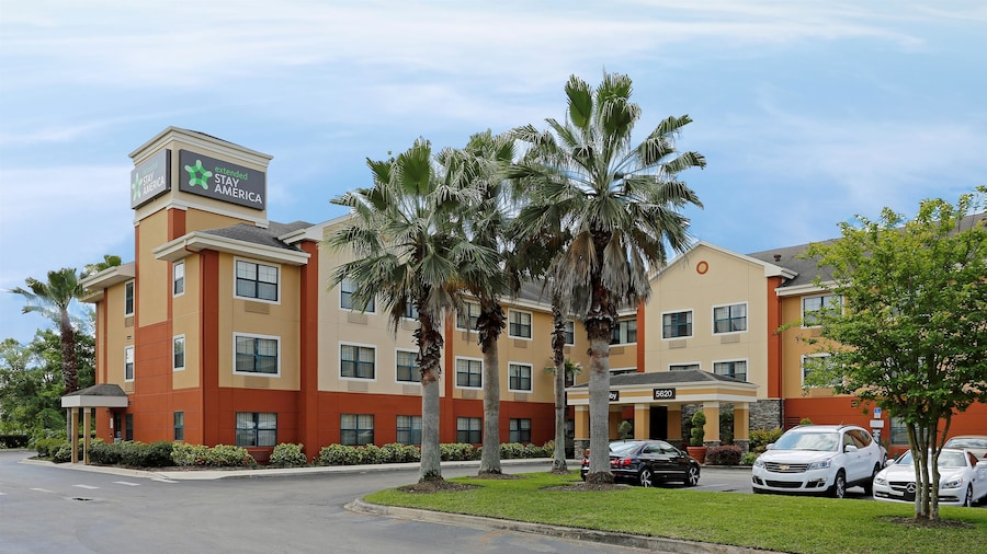 Extended Stay America Suites Orlando Theme Parks Major Blvd