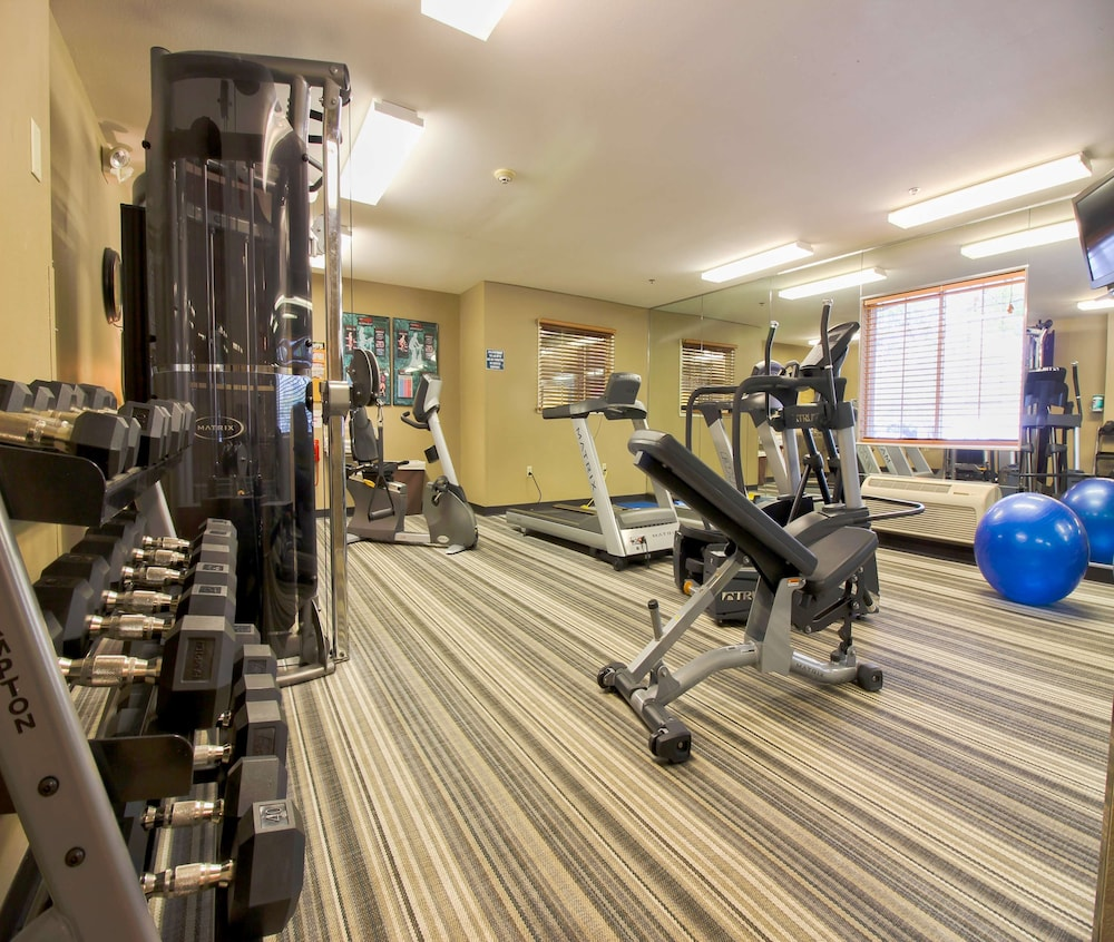 Fitness Facility, Sonesta Simply Suites  St Louis Earth Cty