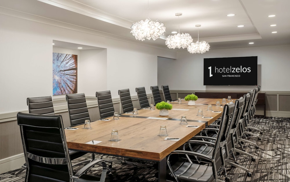 Meeting Facility, Hotel Zelos San Francisco