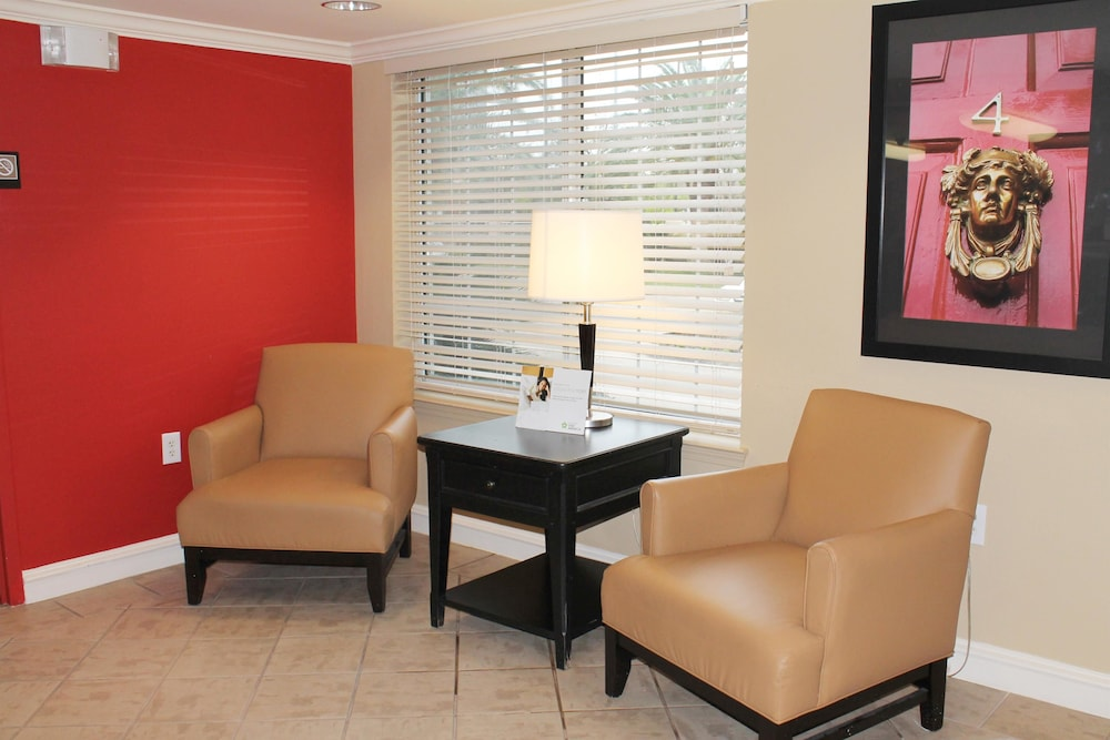 Lobby, Extended Stay America -Cleveland -Beachwood -Orange Place -N