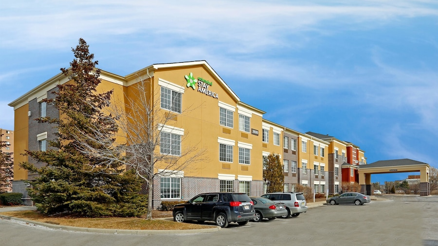 Extended Stay America Suites Southfield Northwestern Hwy