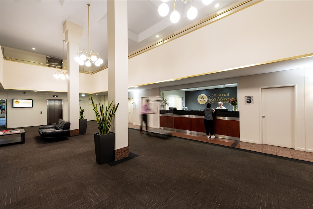 Reception, Adelaide Meridien Hotel & Apartments