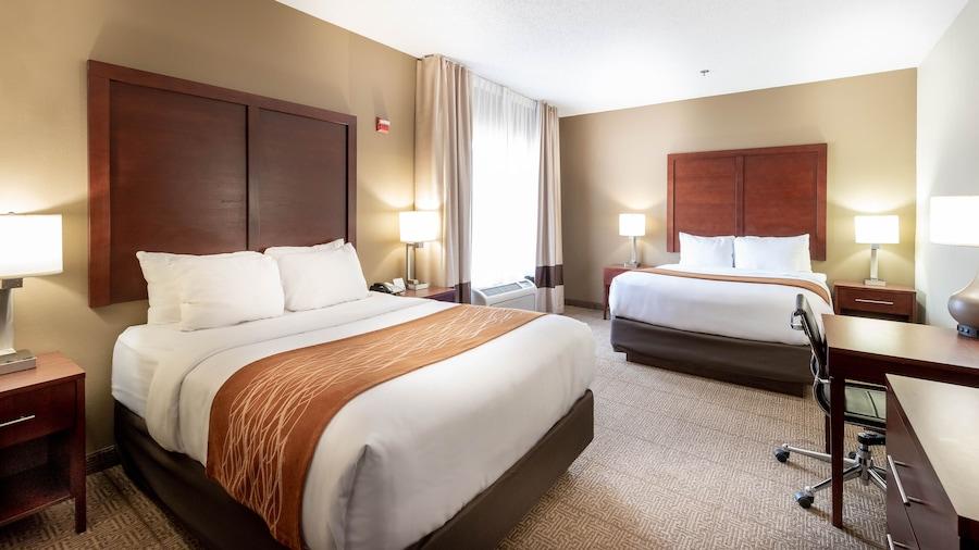 Comfort Inn & Suites Love Field - Dallas Market Center