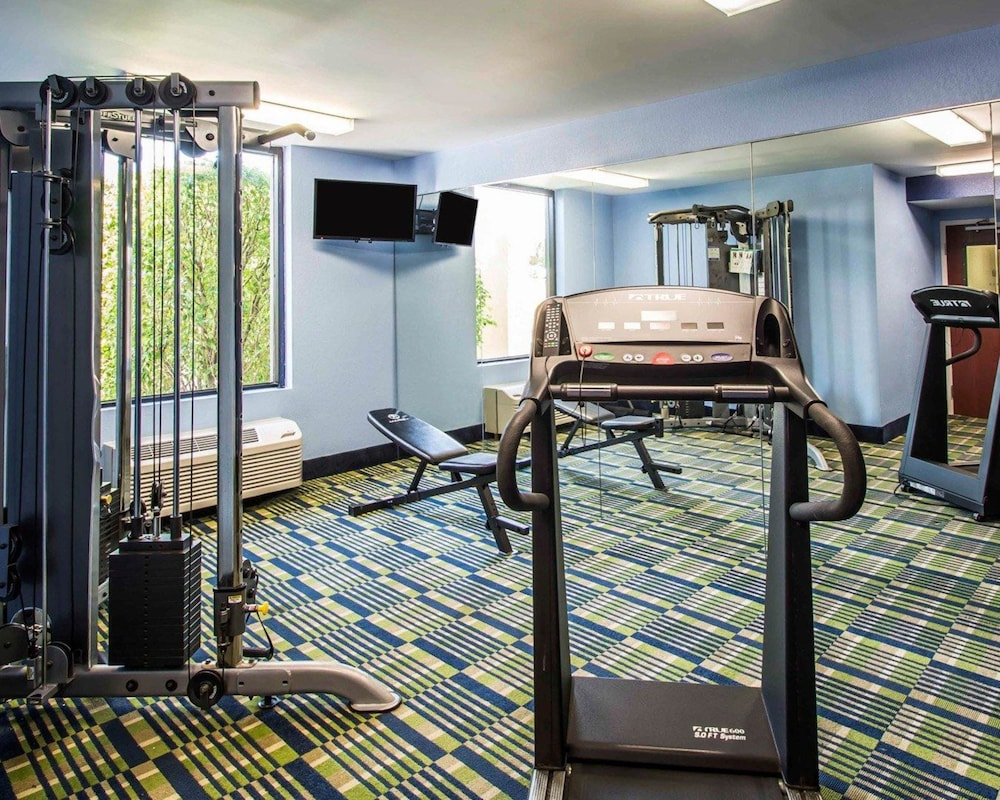 Fitness Facility, Comfort Inn & Suites Lantana - West Palm Beach South