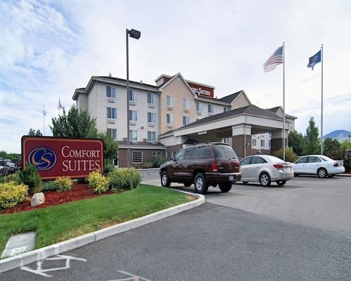 Great Place to stay Comfort Suites Airport near Salt Lake City