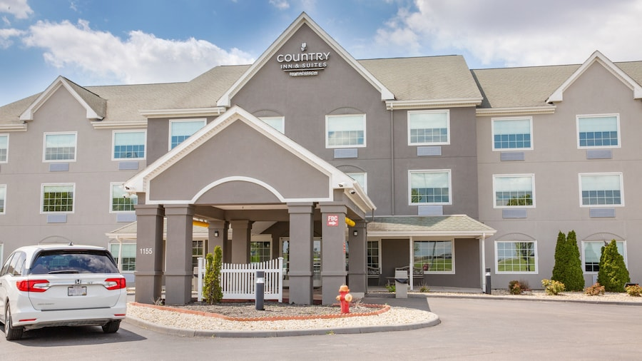 Country Inn & Suites by Radisson, Columbus West, OH