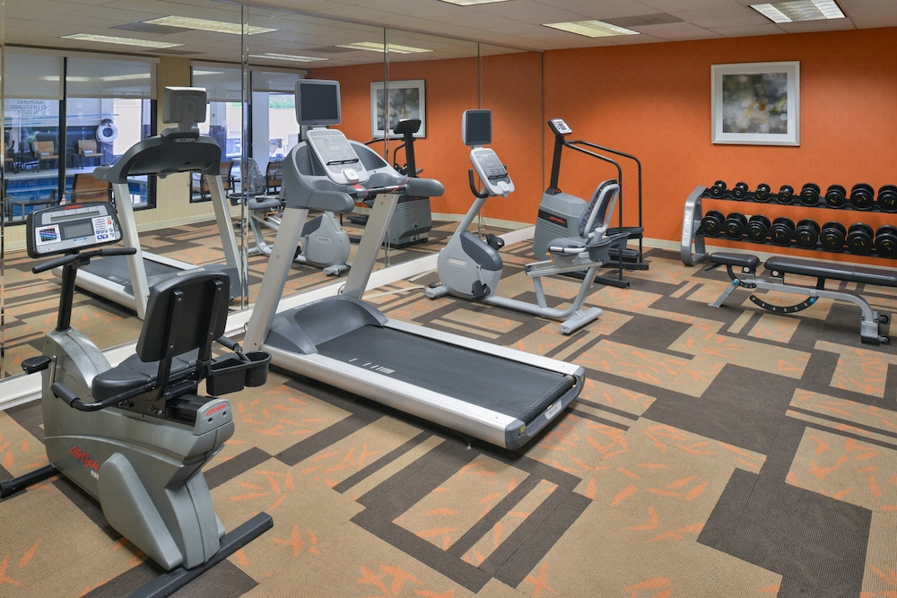 Fitness Facility, Courtyard Suwanee by Marriott