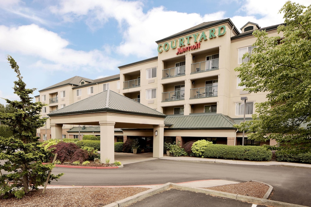 Courtyard By Marriott Portland Southeast Clacs In Hotel Rates Reviews On Orbitz