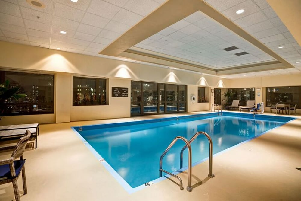 Indoor Pool, Homewood Suites by Hilton Chicago Downtown