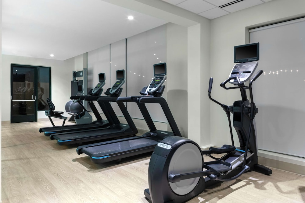 Fitness Facility, Hilton Garden Inn Atlanta Perimeter Center
