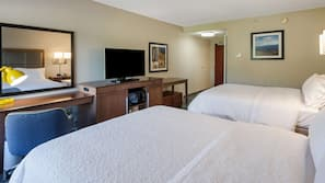 Premium bedding, in-room safe, cribs/infant beds, free WiFi