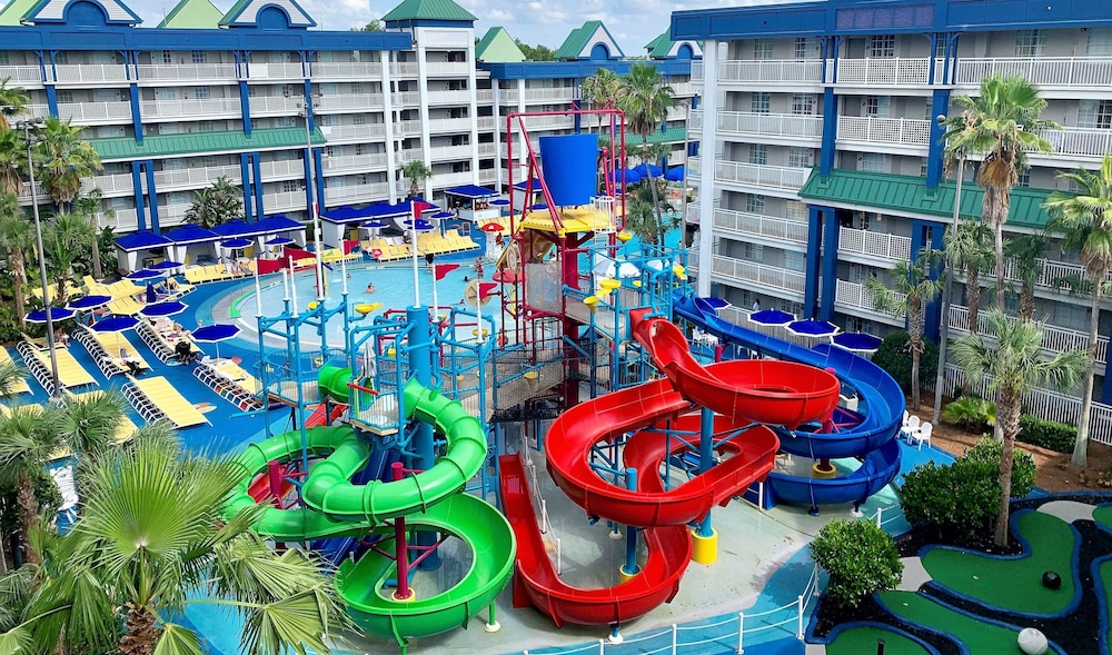 Water Park, Holiday Inn Resort Orlando Suites - Waterpark