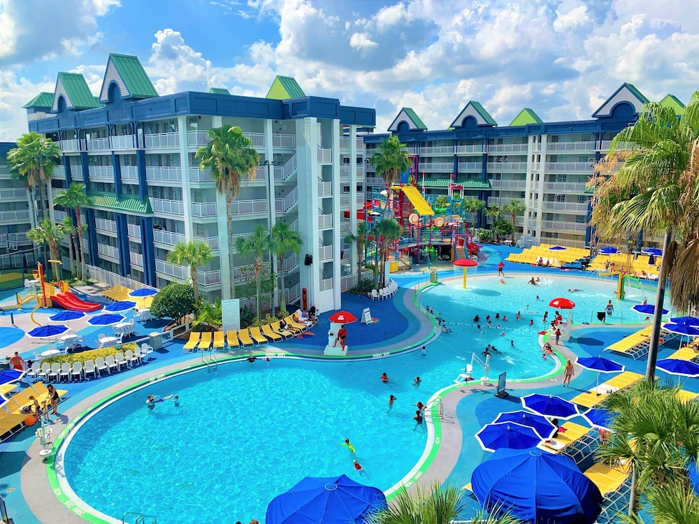 Pool, Holiday Inn Resort Orlando Suites - Waterpark
