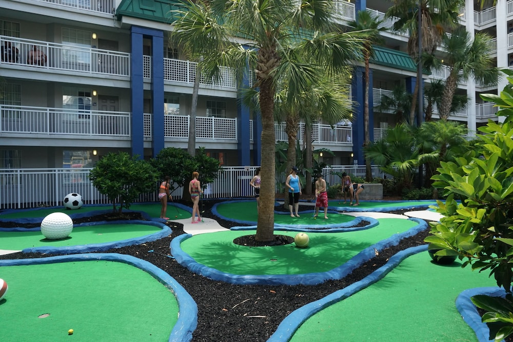 Mini-Golf, Holiday Inn Resort Orlando Suites - Waterpark