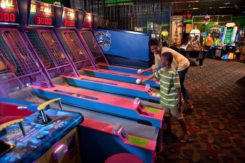 Arcade, Holiday Inn Resort Orlando Suites - Waterpark
