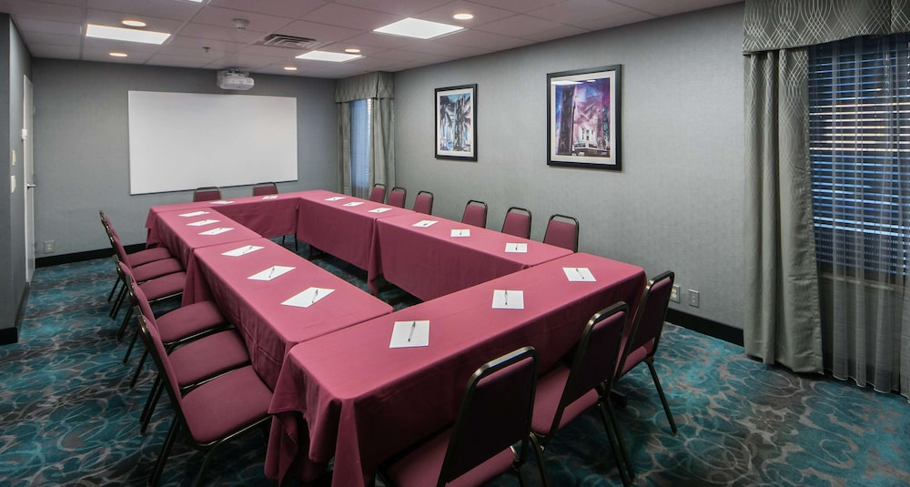 Meeting Facility, Hampton Inn Lakeland