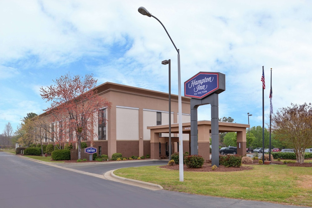 Exterior, Hampton Inn Raleigh/Clayton I-40