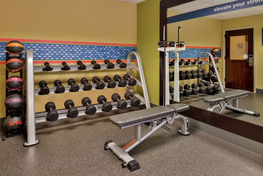 Fitness Facility, Hampton Inn Raleigh/Clayton I-40