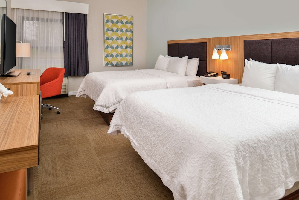 Room, Hampton Inn Raleigh/Clayton I-40