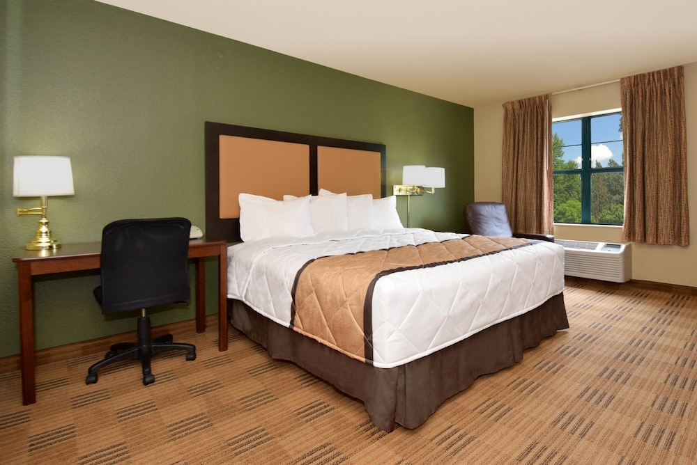 Room, Extended Stay America Fort Worth - City View
