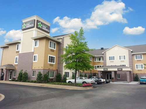 Extended Stay America Memphis - Mt Moriah
