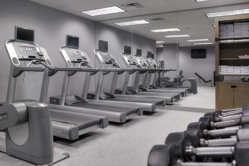 Fitness Facility, Franklin Marriott Cool Springs