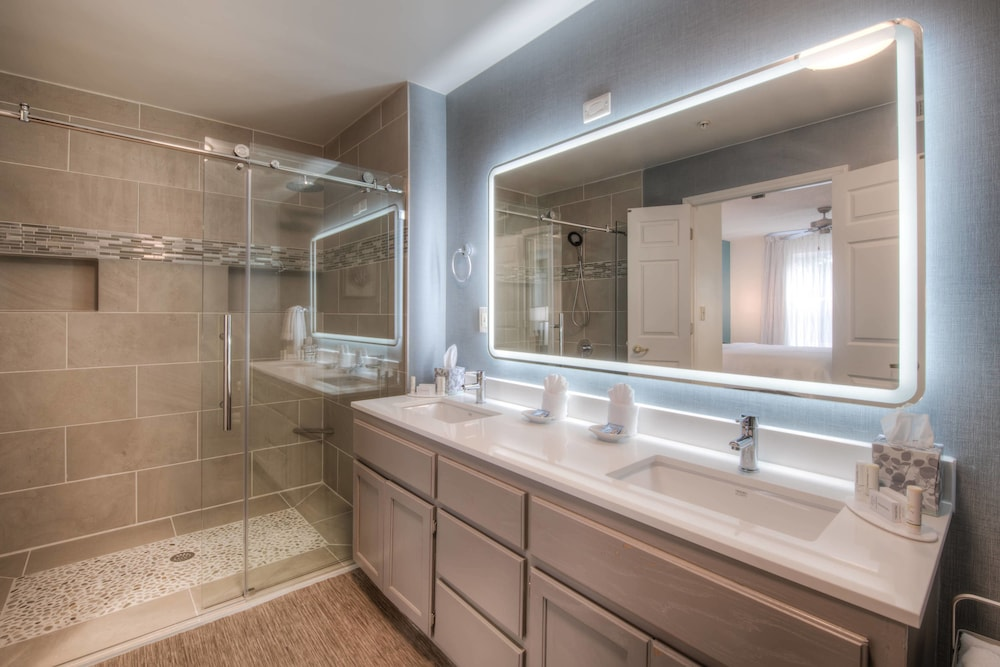 Bathroom, Residence Inn by Marriott Wilmington Landfall