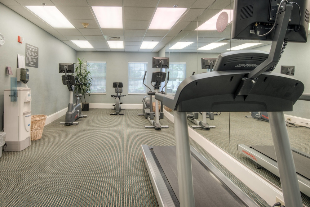 Fitness Facility, Residence Inn by Marriott Wilmington Landfall