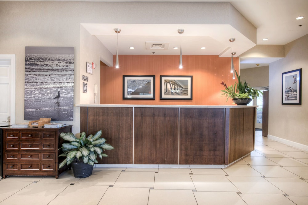 Lobby, Residence Inn by Marriott Wilmington Landfall
