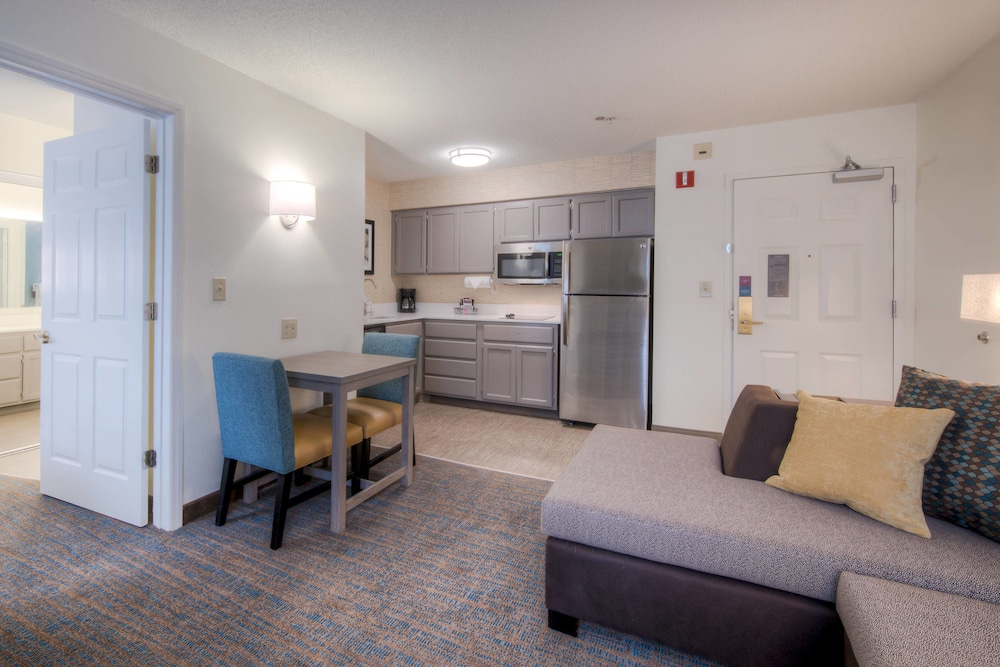 Private Kitchen, Residence Inn by Marriott Wilmington Landfall