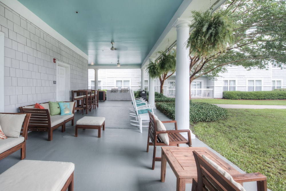 Terrace/Patio, Residence Inn by Marriott Wilmington Landfall