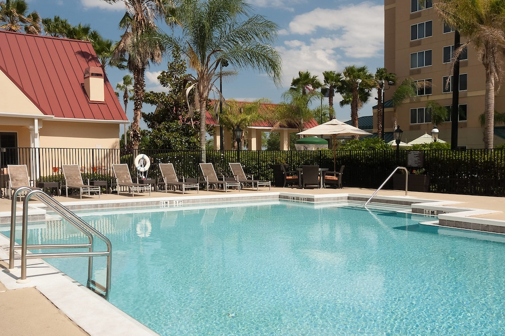 Pool, Residence Inn by Marriott Orlando Convention Center
